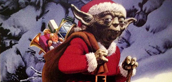 Yoda Christmas