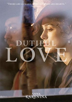 Anna Karenina - Love Poster 2