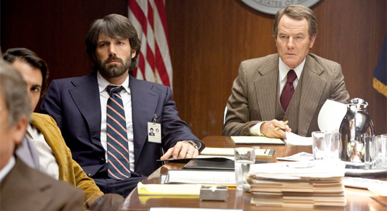 Argo - Ben Affleck and Bryan Cranston