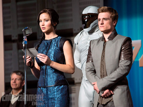 The Hunger Games: Catching Fire - Victor's Tour