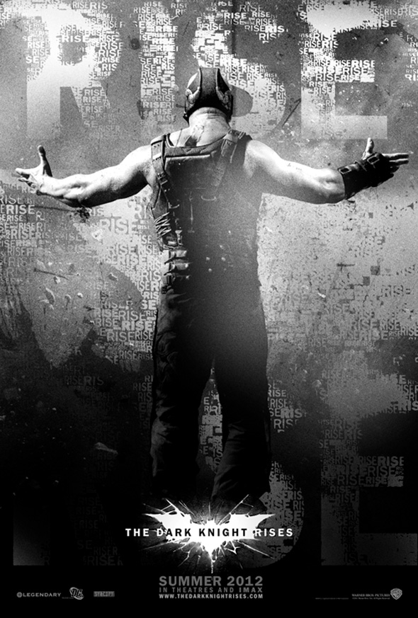 The Dark Knight Rises - Unused Poster 2