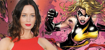 Emily Blunt / Ms. Marvel