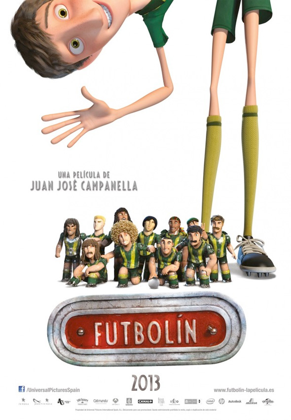 Foosball - Teaser Poster