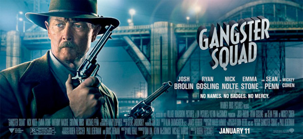 Gangster Squad - Robert Patrick Banner
