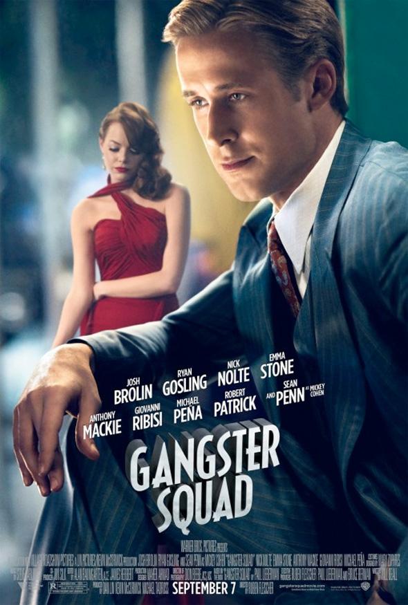 Gangster Squad - Ryan Gosling Poster