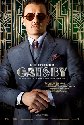 The Great Gatsby - Character Posters - Joel Edgerton