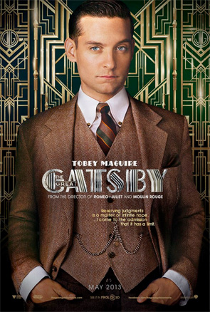 The Great Gatsby - Character Posters - Tobey Maguire