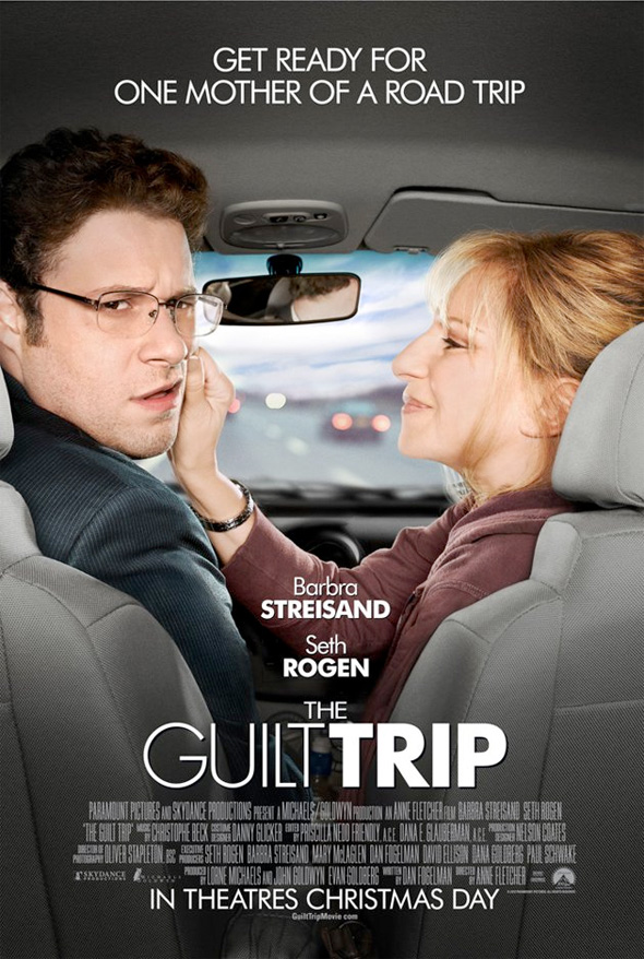 The Guilt Trip - Poster