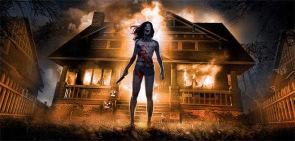 Halloween Remake Pitch - Fire