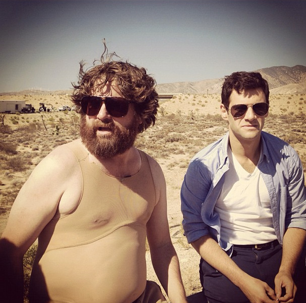 The Hangover 3 - Instagram First Look 7