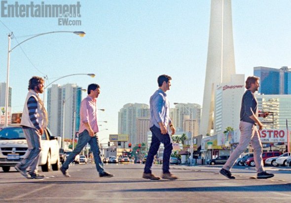 The Hangover Part III - Wolf Pack