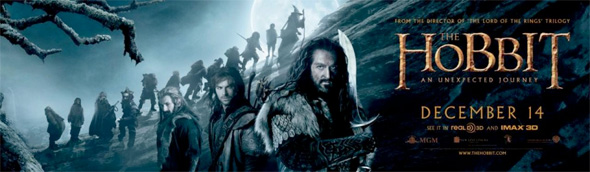 The Hobbit - Dwarves Banner