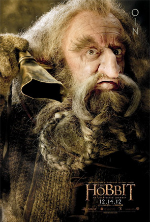 The Hobbit - Oin