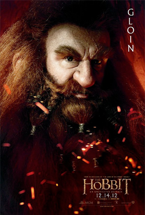 The Hobbit - Gloin