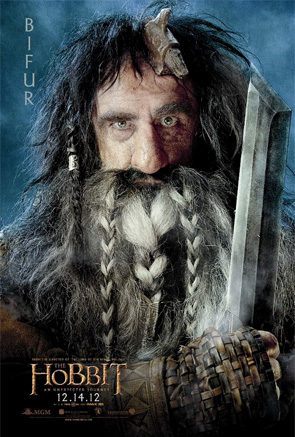 The Hobbit - Bifur
