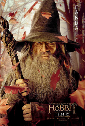 The Hobbit - Gandalf