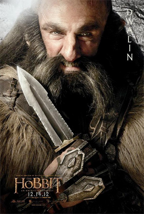 The Hobbit - Dwalin