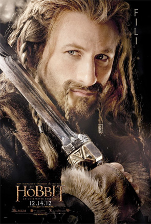The Hobbit - Fili