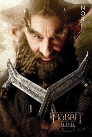 The Hobbit - Nori