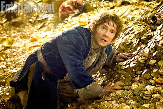 The Hobbit: The Desolation of Smaug - First Look