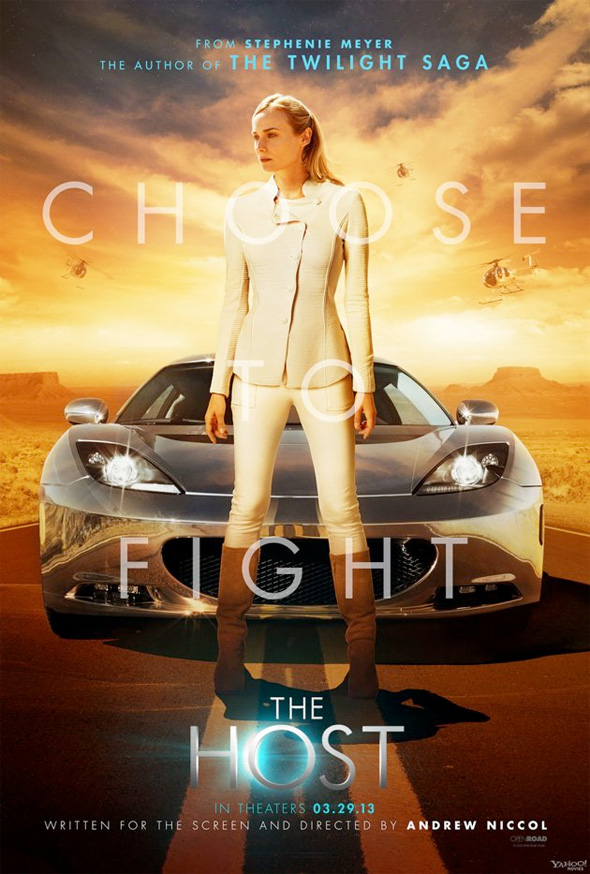 The Host - Fight Poster