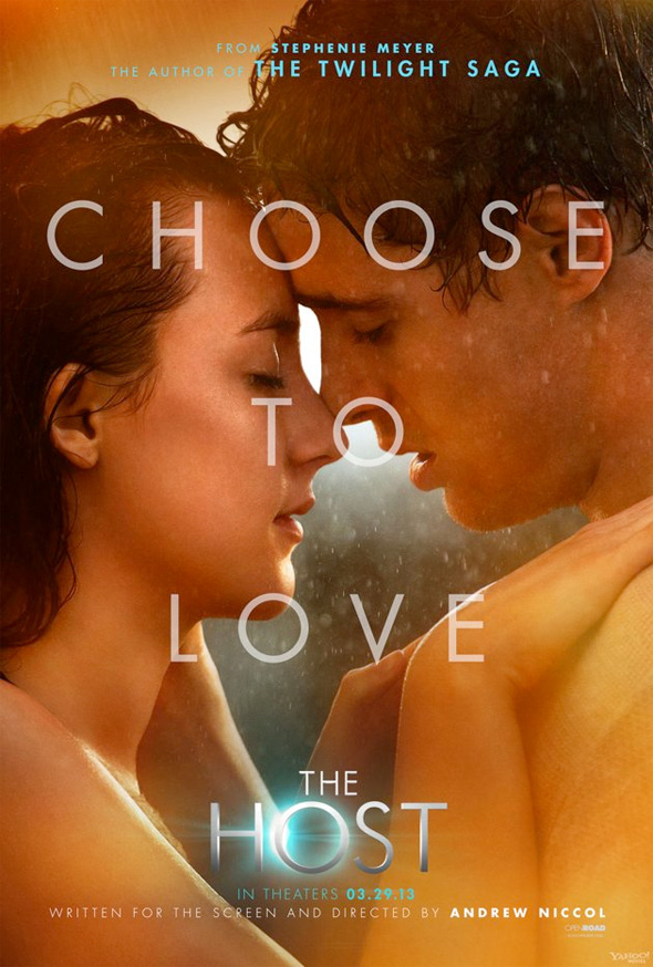 The Host - Love Poster