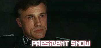 Kevin Tancharoen's Hunger Games Reel