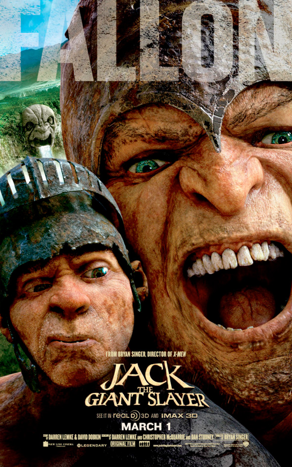 Jack the Giant Slayer - Fallon Poster
