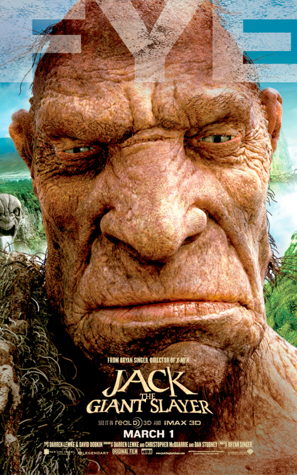 Jack the Giant Slayer - Fye Poster