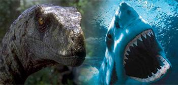 Jurassic Park / Jaws