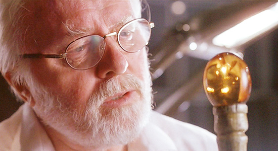 Jurassic Park - John Hammond