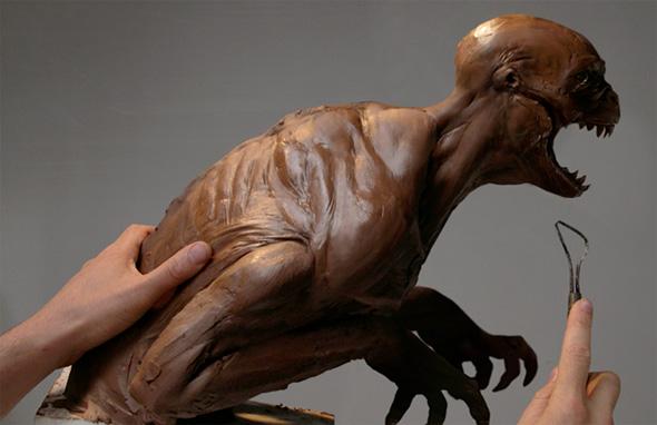 Jurassic Park 4 - Abandoned Concept Art 6