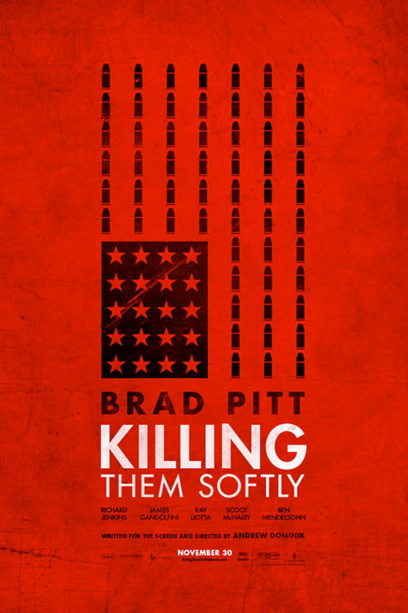 Killing Them Softly - Fandango Poster 3