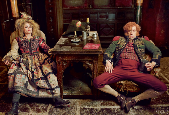 Les Miserables - Annie Leibovitz Photo 3