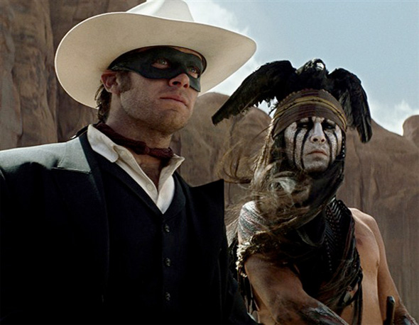 The Lone Ranger - MSN Photo 1