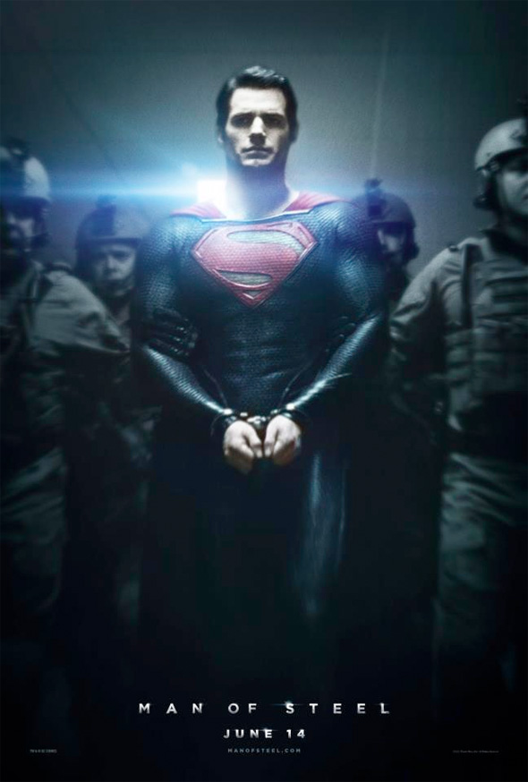 Man of Steel - New Poster