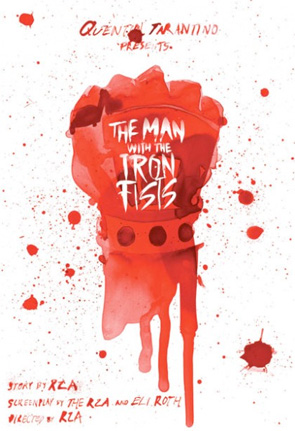 Man with the Iron Fists - Poster 7