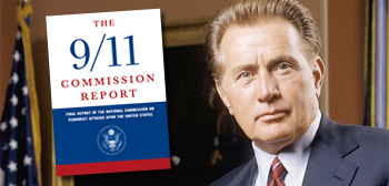 9/11 Commission Report / Martin Sheen