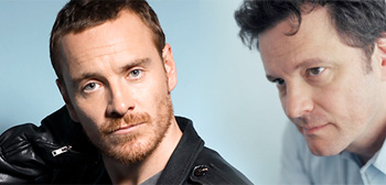 Michael Fassbender / Colin Firth