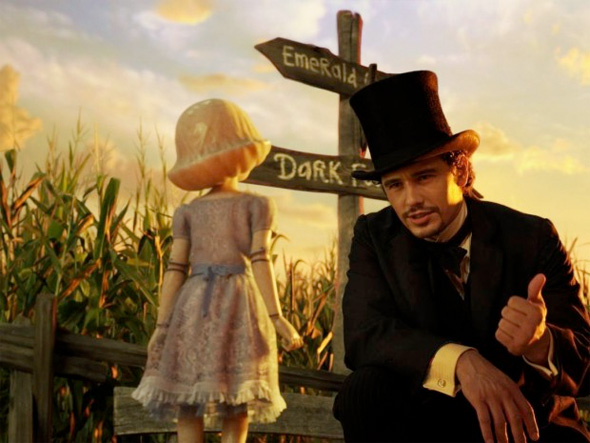 Oz: The Great and Powerful - First Look - James Franco