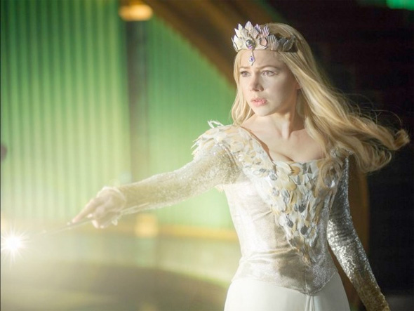Oz: The Great and Powerful - First Look - Michelle Williams