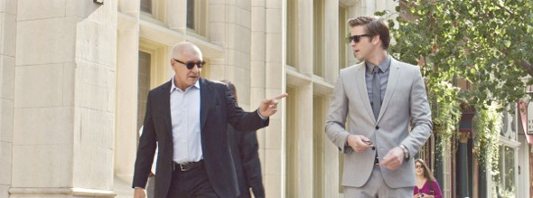 Paranoia - First Look - Harrison Ford and Liam Hemsworth