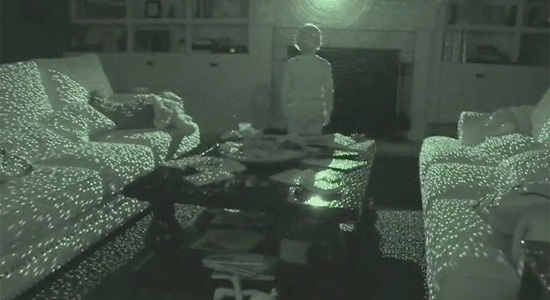Paranormal Activity 4 - Robbie with Kinect