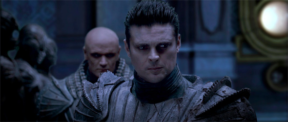 Riddick - First Look - Karl Urban