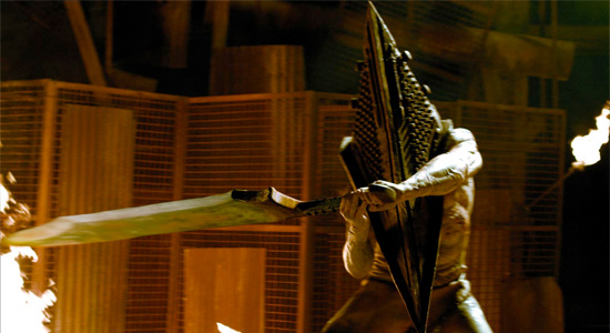 Silent Hill: Revelation - Pyramid Head