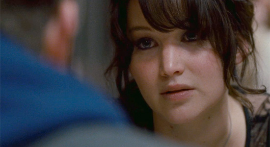 Silver Linings Playbook - Jennifer Lawrence