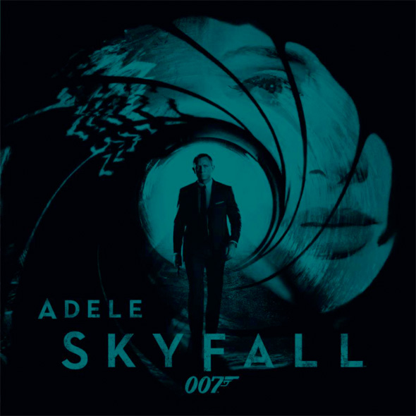 Skyfall - Theme Song Cover Art