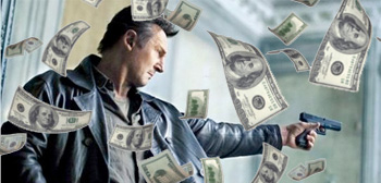 Taken 2 / Moneyfall