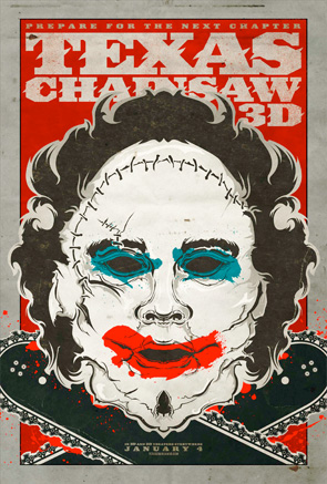 Texas Chainsaw - Vice Posters 2