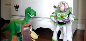 Live-Action Toy Story